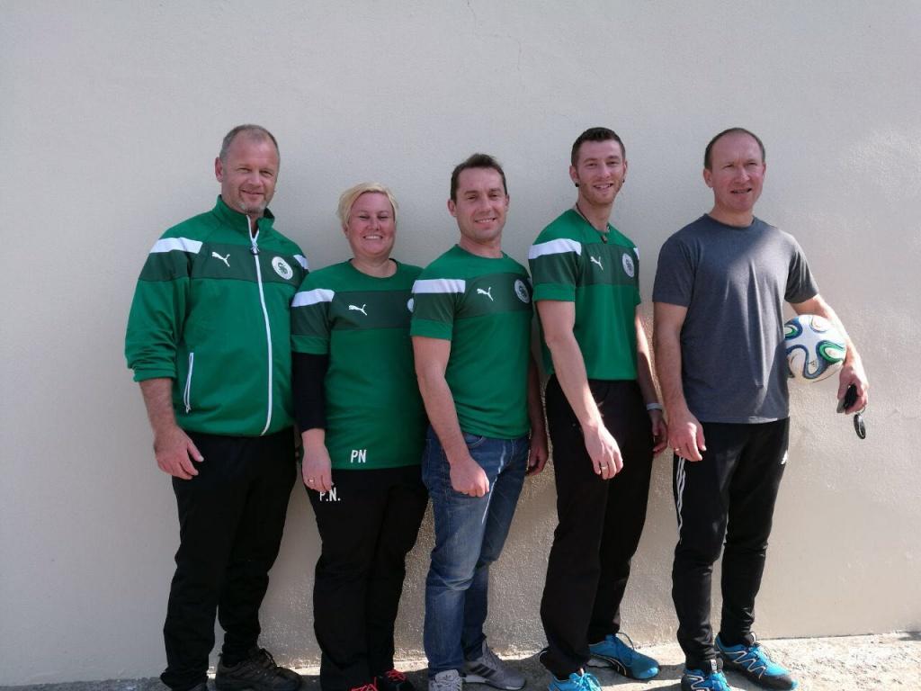 E1 Trainerteam 17-18