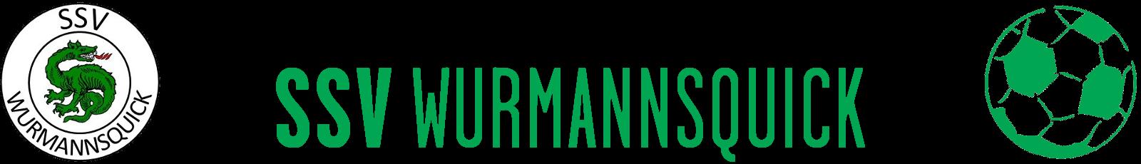 SSV Wurmannsquick Logo