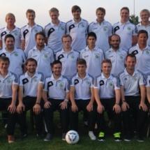 2 Mannschaft 2012