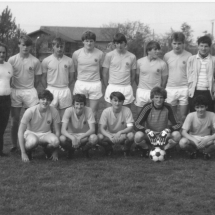 A-Jugend Kreisliga 84-85_
