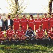Mannschaft 1 1990