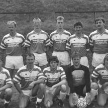 Mannschaft 2 1990