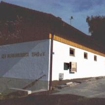 Umbau Vereinsheim 1994_13