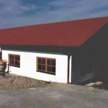 Umbau Vereinsheim 1994_15