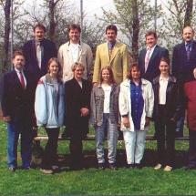 Vorstandschaft und Spartenleiter 99