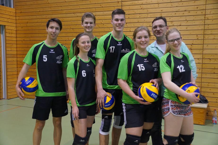 Jugendmannschaft 2016