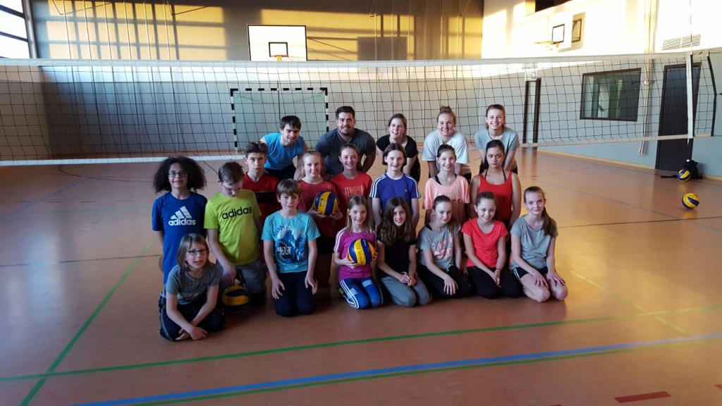 Volleyball Kids 2017
